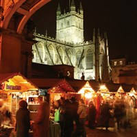 Bath Christmas Market & Blenheim Palace 2018