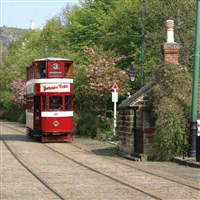 Crich Trams & the National Brewery Centre 2018