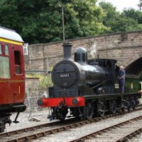 Ecclesbourne Valley Railway & Brodsworth Hall 2018