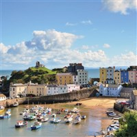 Tenby & the Pembrokeshire Coast 2018