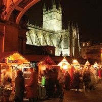 Bath Christmas Market & Blenheim Palace