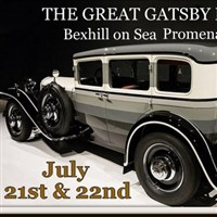 Bexhill on Sea  Great Gatsby Fair