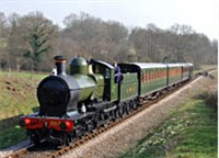 Bluebell Railway & Ploughmans