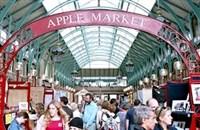 Petticoat Lane Market & Covent Garden