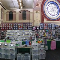 Crafting at Ally Pally