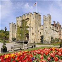 Hever Castle May Day Festival