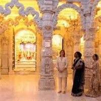 Hindu Temple and Bentley Priory Museum