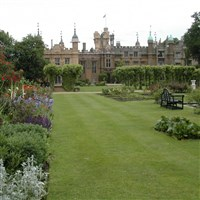 Knebworth House, Gardens