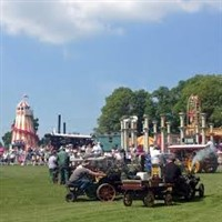 Knebworth Country, Crafts and Steam