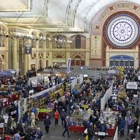 London Festival of Railway Modelling