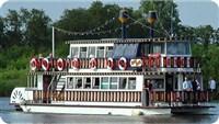 Mississippi Paddle Boat - Broads Cruise
