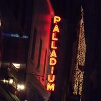 Goldilocks at the Palladium