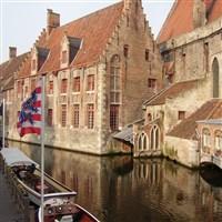 Brugge via ferry