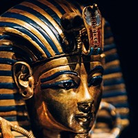 Tutankhamun exhibition