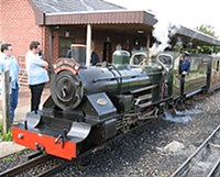 Bure Valley Trains and Boats